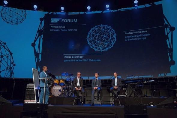 SAP Forum. Zdroj: SAP ČR