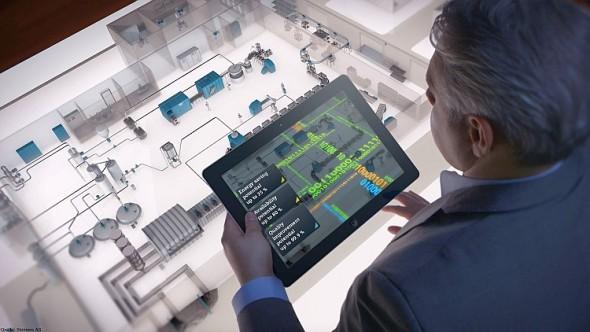 Siemens nabízí platformu pro správu big data v budovách. Foto: Siemens
