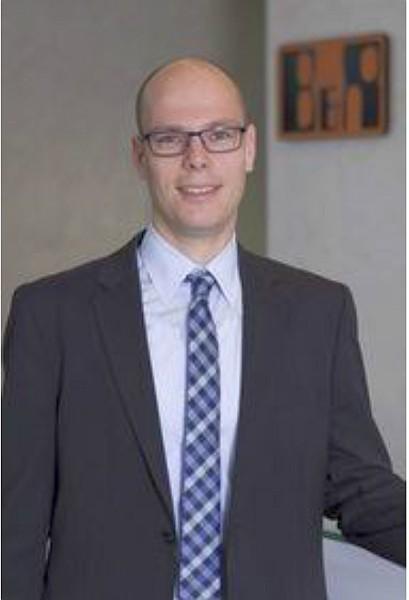 Stefan Schönegger, Manažer pro mezinárodní marketing, B&R. Foto: B&R