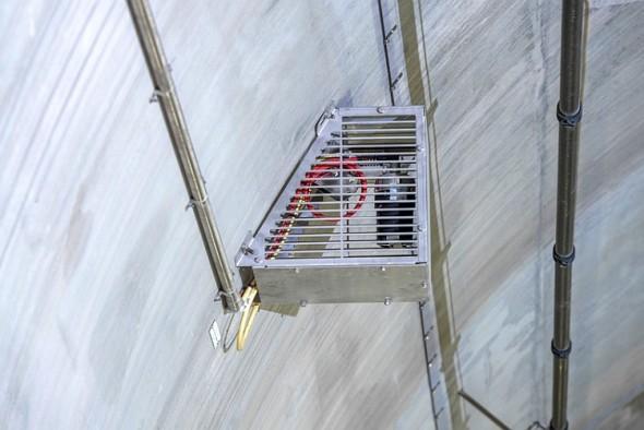 Technologie Siemens pro Gotthardský úpatní tunel. Foto: Siemens