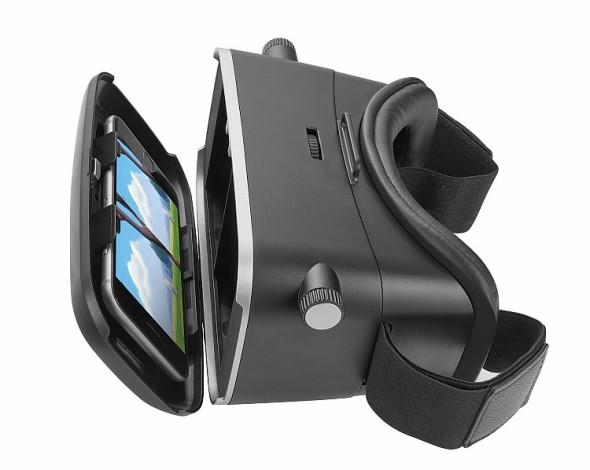 Trust Exos 3D VR. Zdroj: Trust