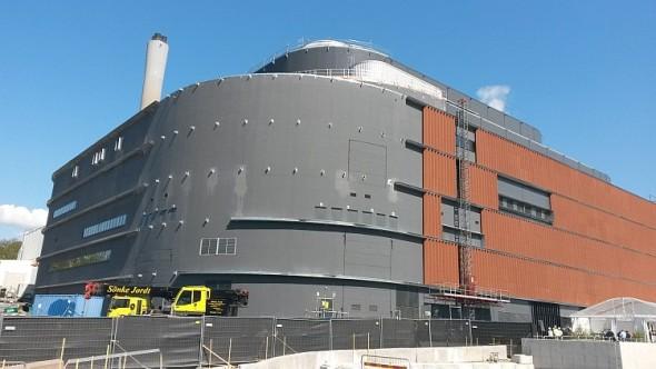 Turbogenerátor plzeňské Doosan Škoda Power odstartoval spuštění kogenerační energetické jednotky Vartan. Foto: Doosan Škoda POwer
