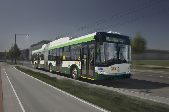 Trolejbus Škoda Electric. Zdroj: skoda.cz