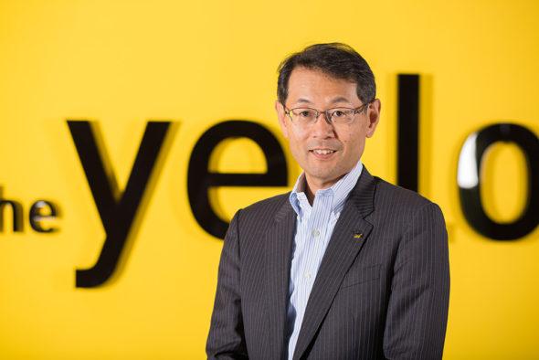Shinichi Tanzawa, nový prezident a výkonný ředitel FANUC Europe. Zdroj: FANUC