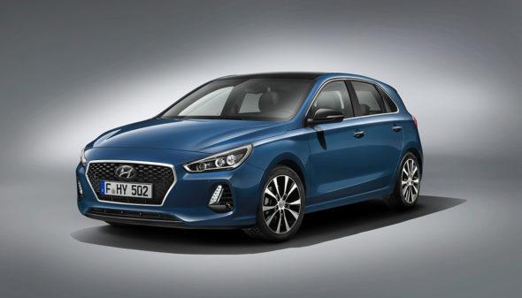 Nový Hyundai i30. Zdroj: press.hyundai.cz