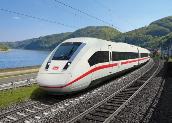 Nový vlak ICE 4.