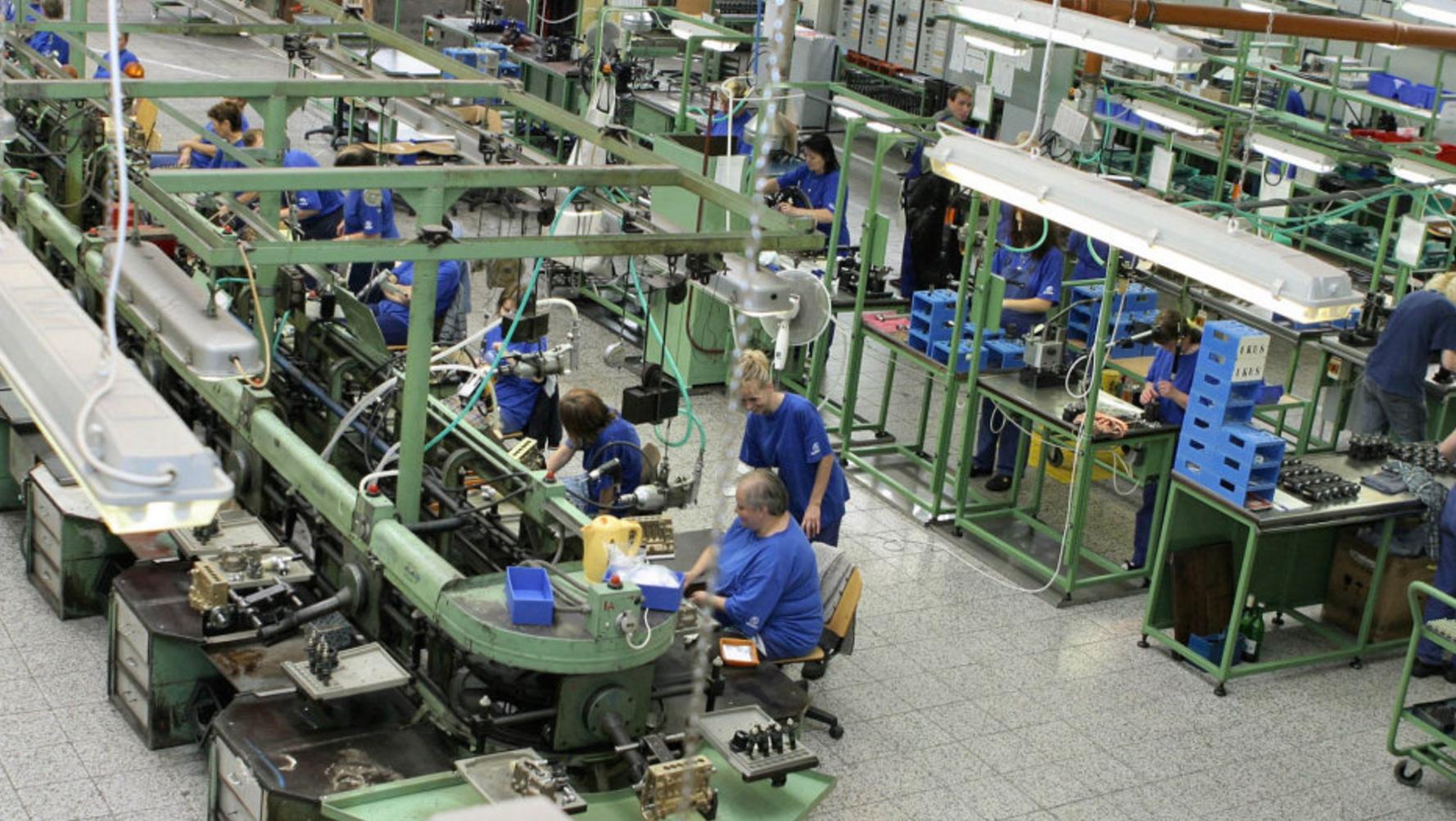Výrobna Motorpal. Ilustrační foto.