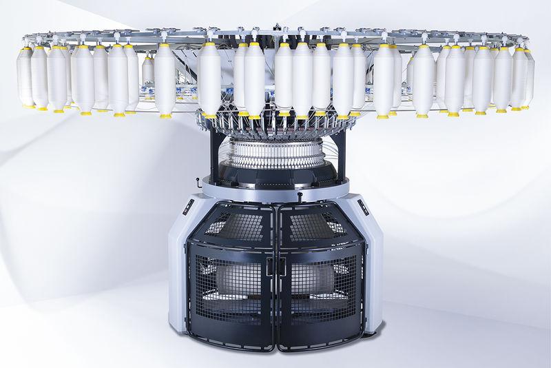 Společnost Mayer & Cie. CZ se zabývá výrobou velkoprůměrových pletacích strojů. Zdroj: mayerandcie.com/en/press