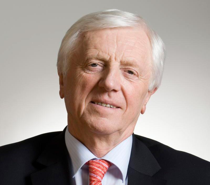 Prezident Svazu podnikatelů ve stavebnictví (SPS) je Václav Matyáš